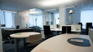 office fitout Perth common area