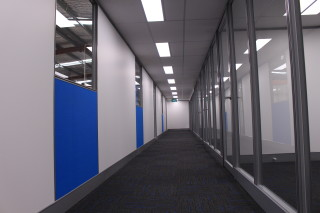 Glass Partitions perth