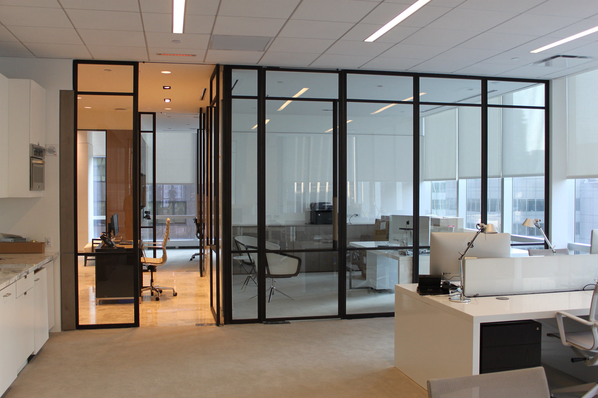 Office Partitions - Perth Officefitout