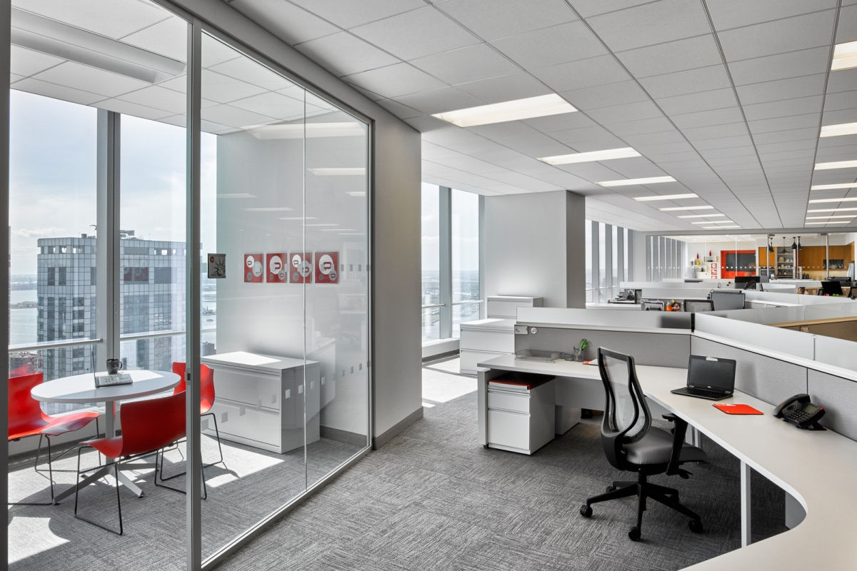 commercial office fitouts Perth