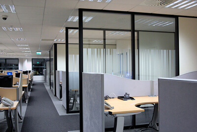 How Modern Office Partitions Impact Your Business?