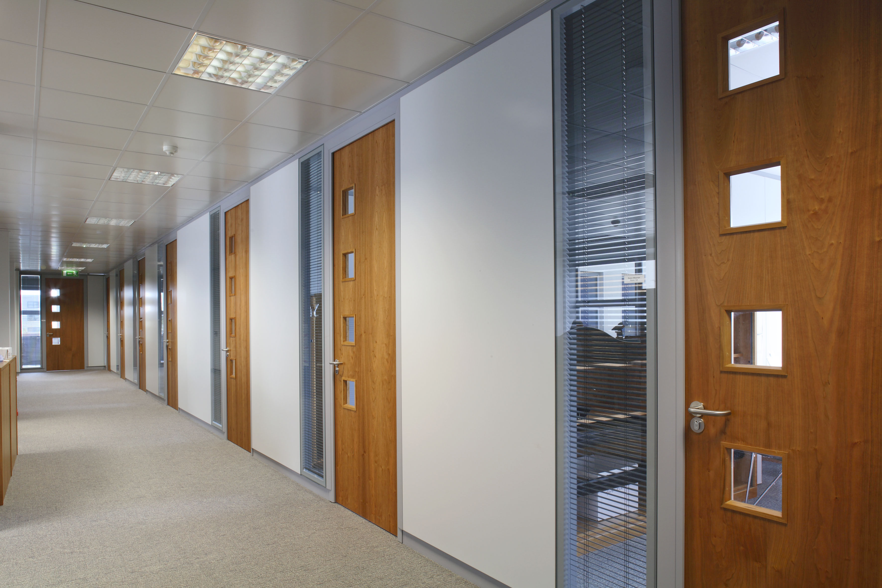 A Brief Guide to Office Partitions