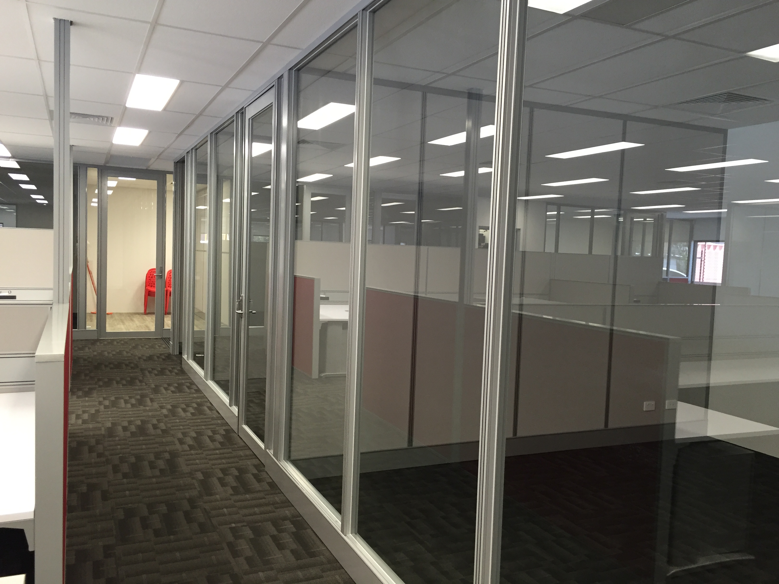 Office partitions Ideas