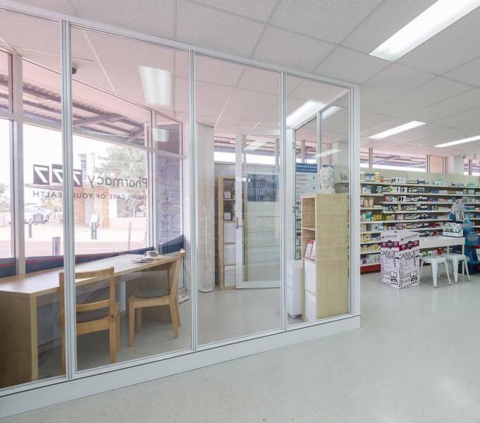 shop fitout Perth