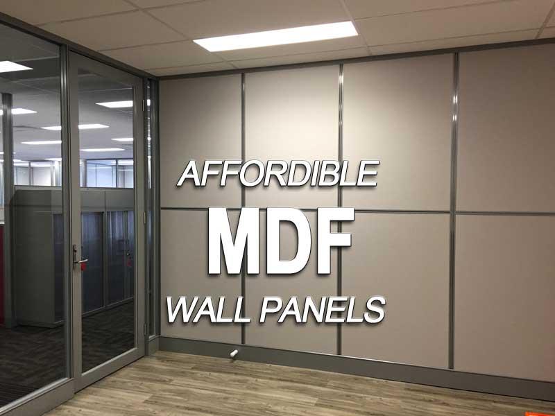 MDF wall panels Perth
