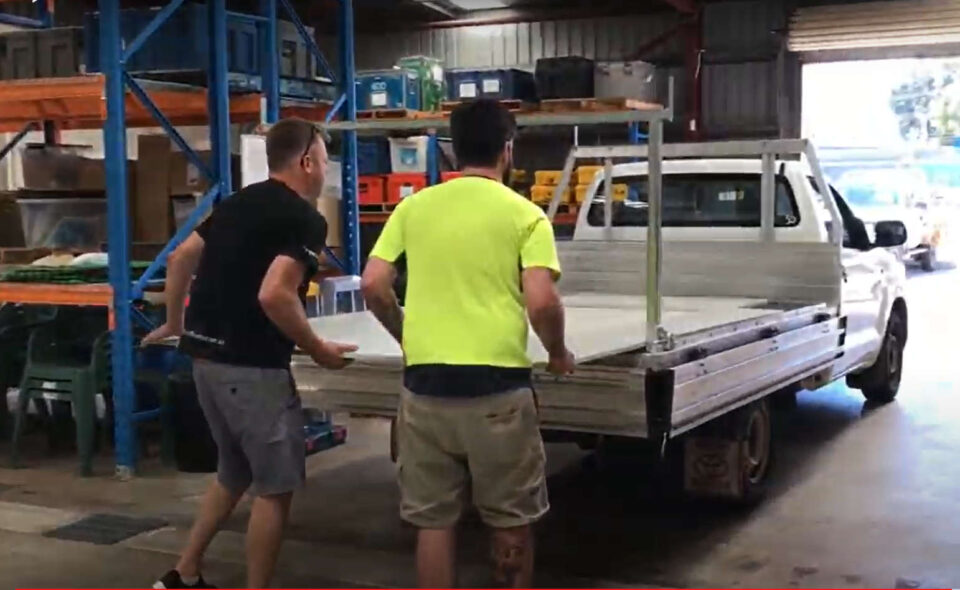 Factory direct office fitout prices Perth